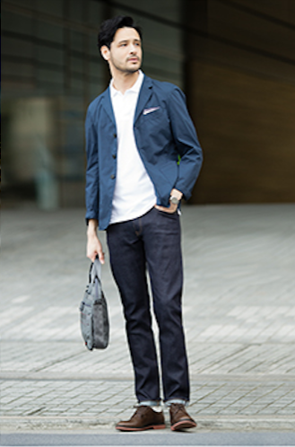 男性ファッション04の画像