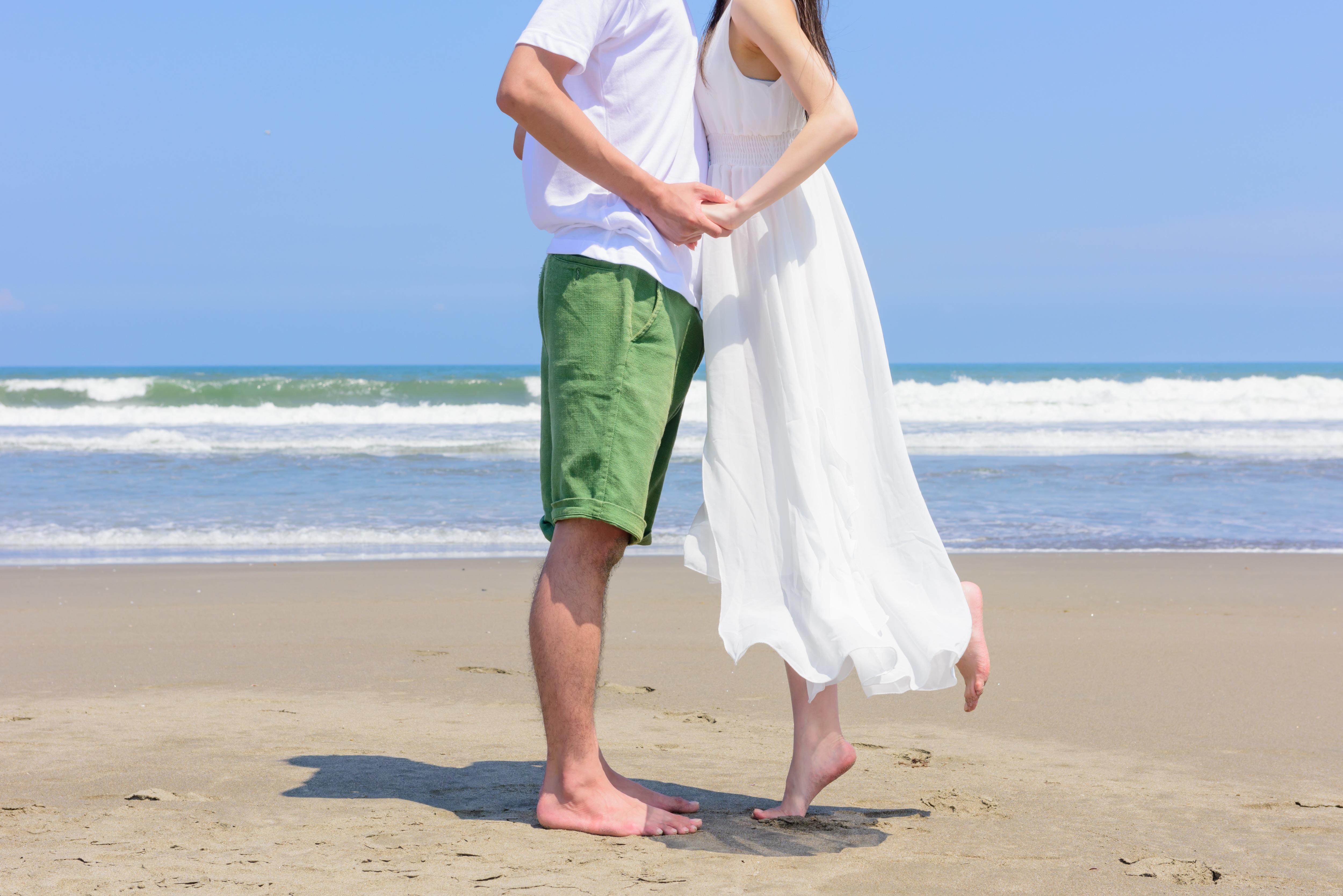海辺恋人の画像