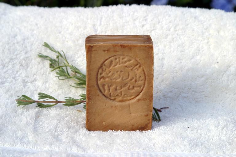 アレッポ石鹸ノーマルタイプの画像