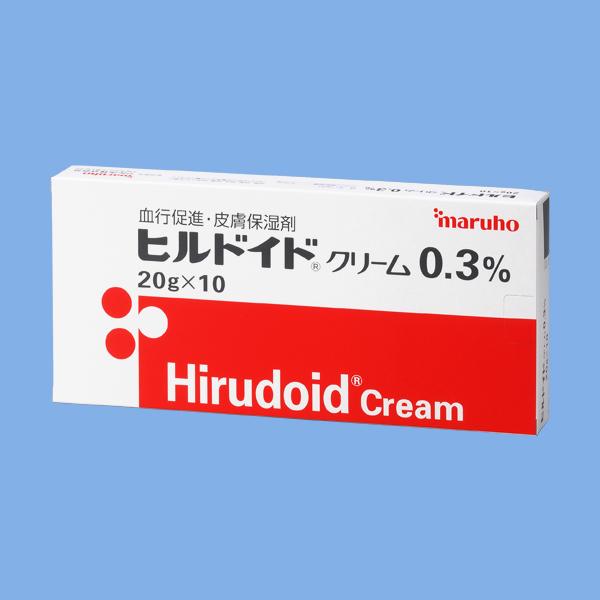ヒルドイドクリームの画像