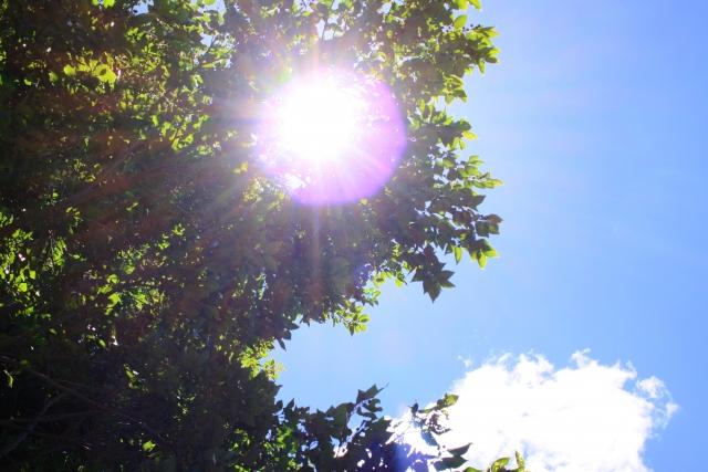 紫外線のイメージ画像