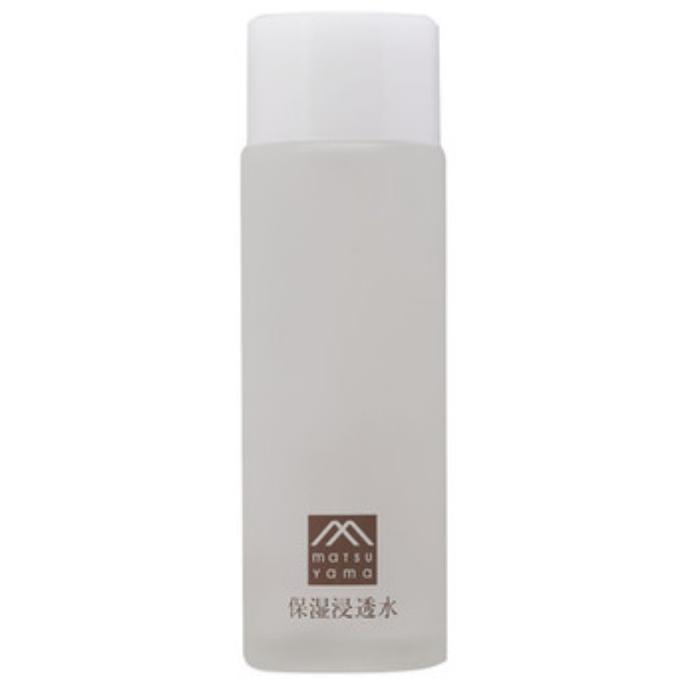 松山油脂の化粧水画像