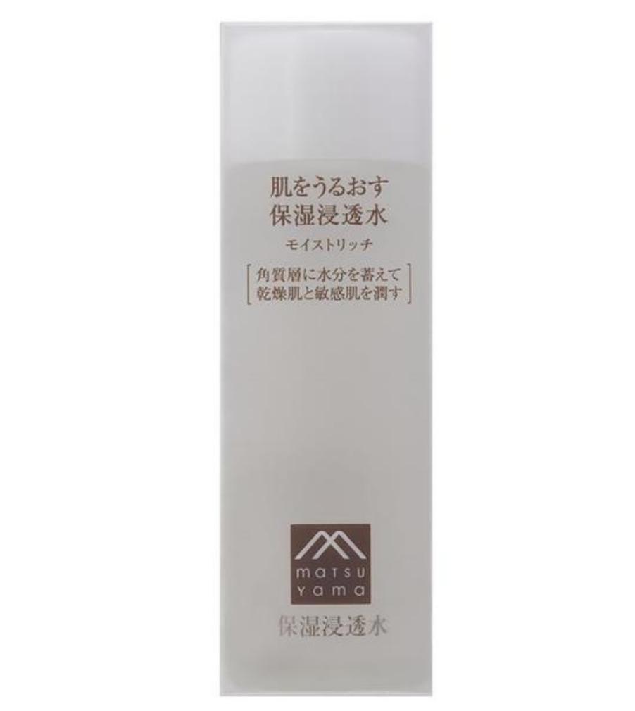 肌をうるおす保湿化粧水の画像
