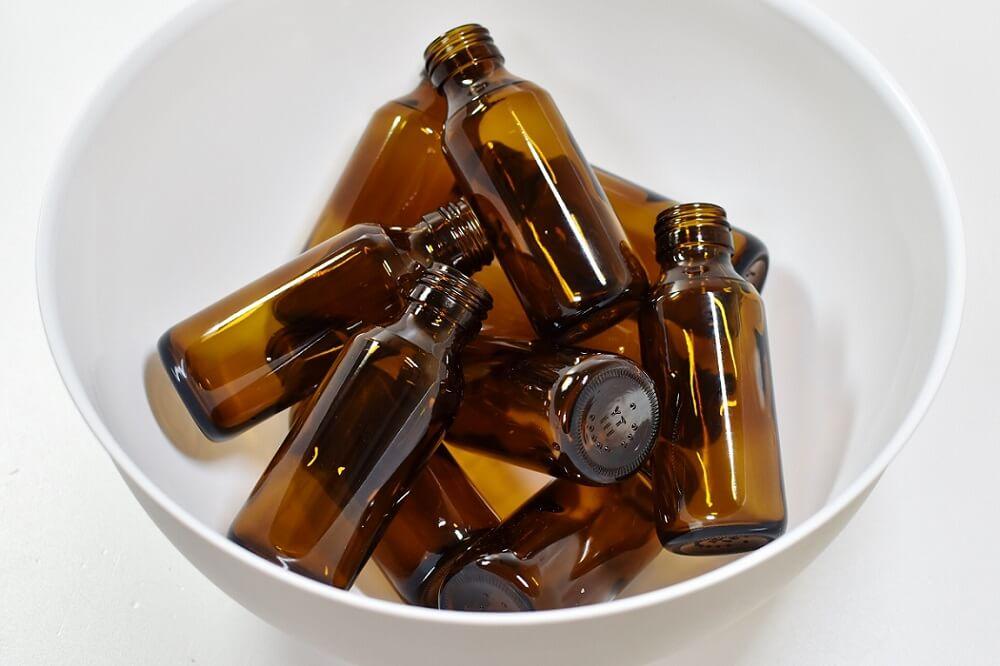 ドリンク剤空き瓶
