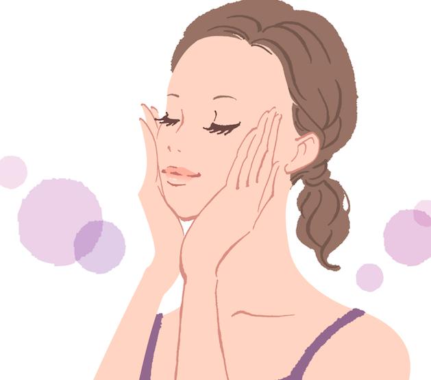 乾燥肌のアイキャッチ画像